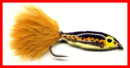 Vintage Renosky Super Shad Rigged Hard To Find RSS Bass Pike Trout /& Game Fish!!