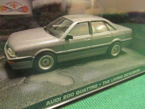 James Bond voitures collection 072 AUDI 200 QUATTRO The Living trembler