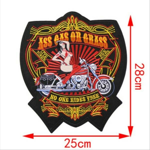 Big Sports Sew on Patch DIY Embroidered Applique Set for Clothing 23Pack Patches