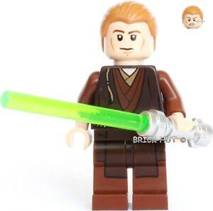 LEGO-STAR-WARS-ANAKIN-SKYWALKER-COMBED-HAIR-FIGURE-GIFT-RARE-75021-NEW