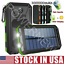 thumbnail 1 - 2021 Super 3000000mAh USB Portable Charger Solar Power Bank For Cell Phone