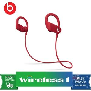 Beats Powerbeats High Performance Earphones - Red