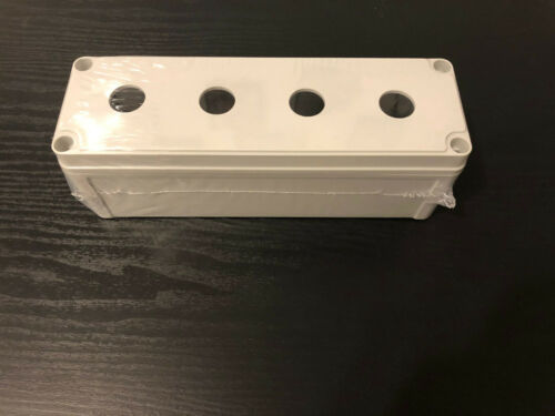 Electronic ABS Plastic Box Enclosure Project Case 4 Button Hole