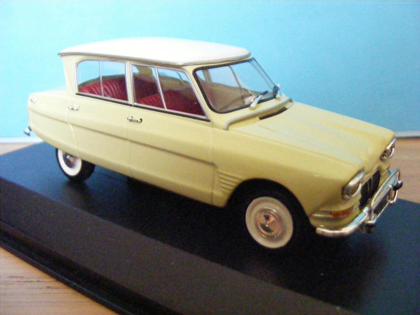 CITROEN Ami 6, 1964 1964 1964 Minichamps rara Modelo 1 43 nla 7f791d