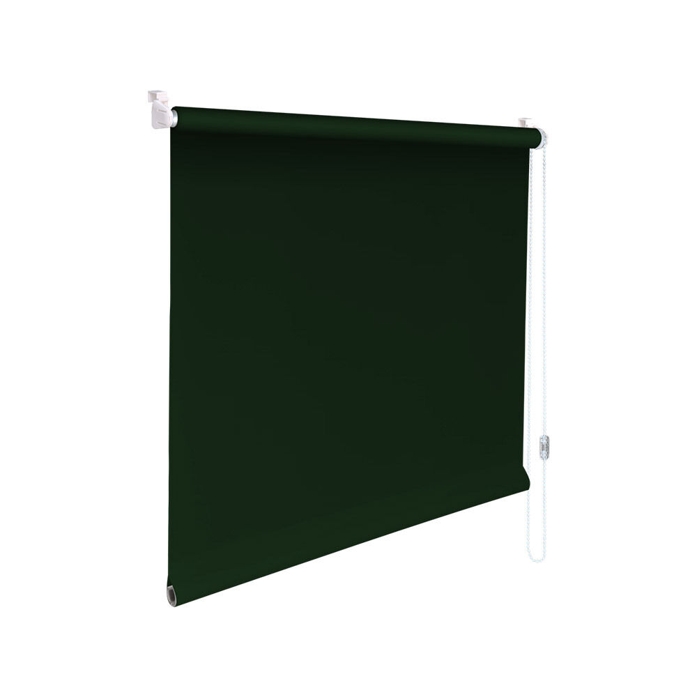 Minirollo Klemmfix Rollo Rollo Rollo Verdunkelungsrollo - Höhe 120 cm dunkelgrün | Abrechnungspreis  9c247d