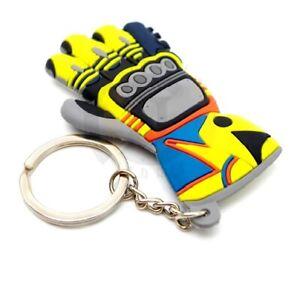 Porte clés cle clefs mini gant de boxe BLEU UNI  voiture moto NEUF boxeur