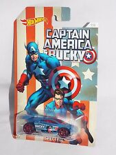 Hot Wheels 2016 Wal-Mart Captain America Series 7/8 Spectyte Bucky