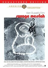 SAVAGE MESSIAH (1972 Ken Russell) Remastered Region Free DVD - Sealed