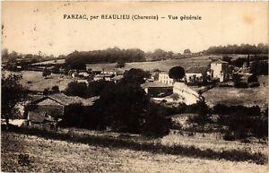 CPA Parzac par Beaulieu - Vue générale (519047)