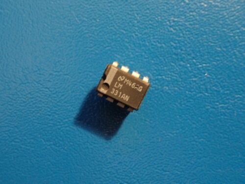 NATIONAL LM331N PRECISION VOLTAGE to FREQUENCY CONVERTER QTY = 1
