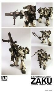 ThreeA-Ashley-Wood-BANDAI-1-6-Gundam-ZAKU-Huge-MIB-Wwr-Mint-Robot-With-Poster