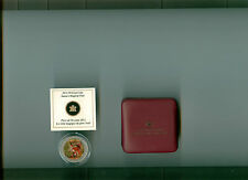 2012 SANTA'S SECRET 50 cent lenticular coin Canada