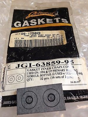 Inner Inspection Cover O-Ring 32pk James Gasket  63859-95