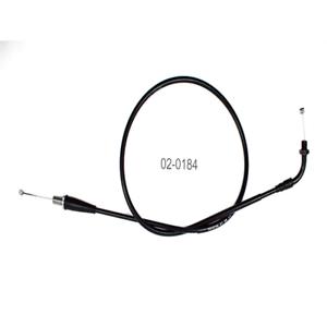 Motion Pro Black Vinyl Rear Hand Brake Cable for Honda ATC185S 1983