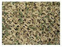 Ultra-lite Multicam Camo Netting Tarp Shelter 7'10x9'10 Military Quality
