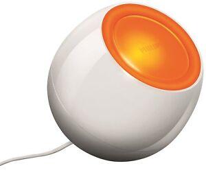 Détails sur Philips LivingColors Mini d\'ambiance à couleurs changeantes  blanc (Integrated 1 x 5...- afficher le titre d\'origine