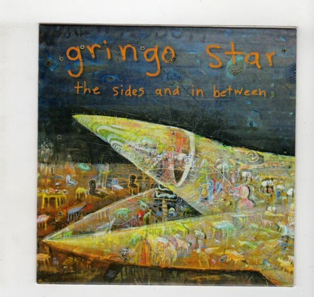 (IG883) Gringo Star, The Sides And In Between - DJ CD