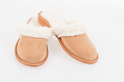 Women`s//Ladies Warm Slippers 100/% Suede Leather/&Sheepwool size:UK3,4,5,6,7,8