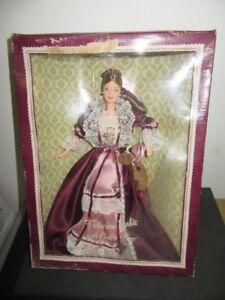 Barbie victorienne avec Cedric Bear Edition Collector