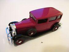 Mercedes Benz Limousine Nürburg Nurburg (1929) rot rouge red, Eligor in 1:43!