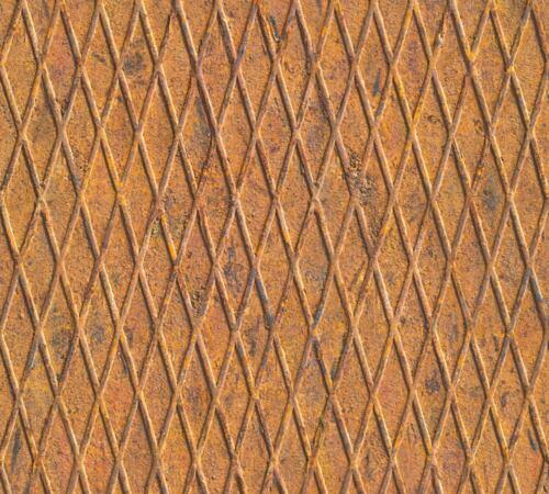 Vinyl Wallpaper rust metal copper AS Creation Simply Decor 33548-3 3,23£//1qm