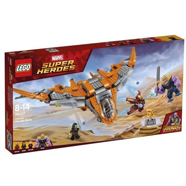 LEGO SUPER HEROES 76107 THANOS NEU