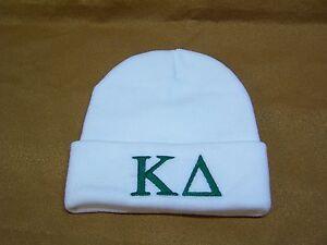 Kappa Delta Embroidered Sorority Letter Cap