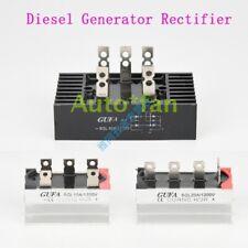 Singlethree Phase Diesel Generator Rectifier Sqlql 10 100a1200v 3 120kw New