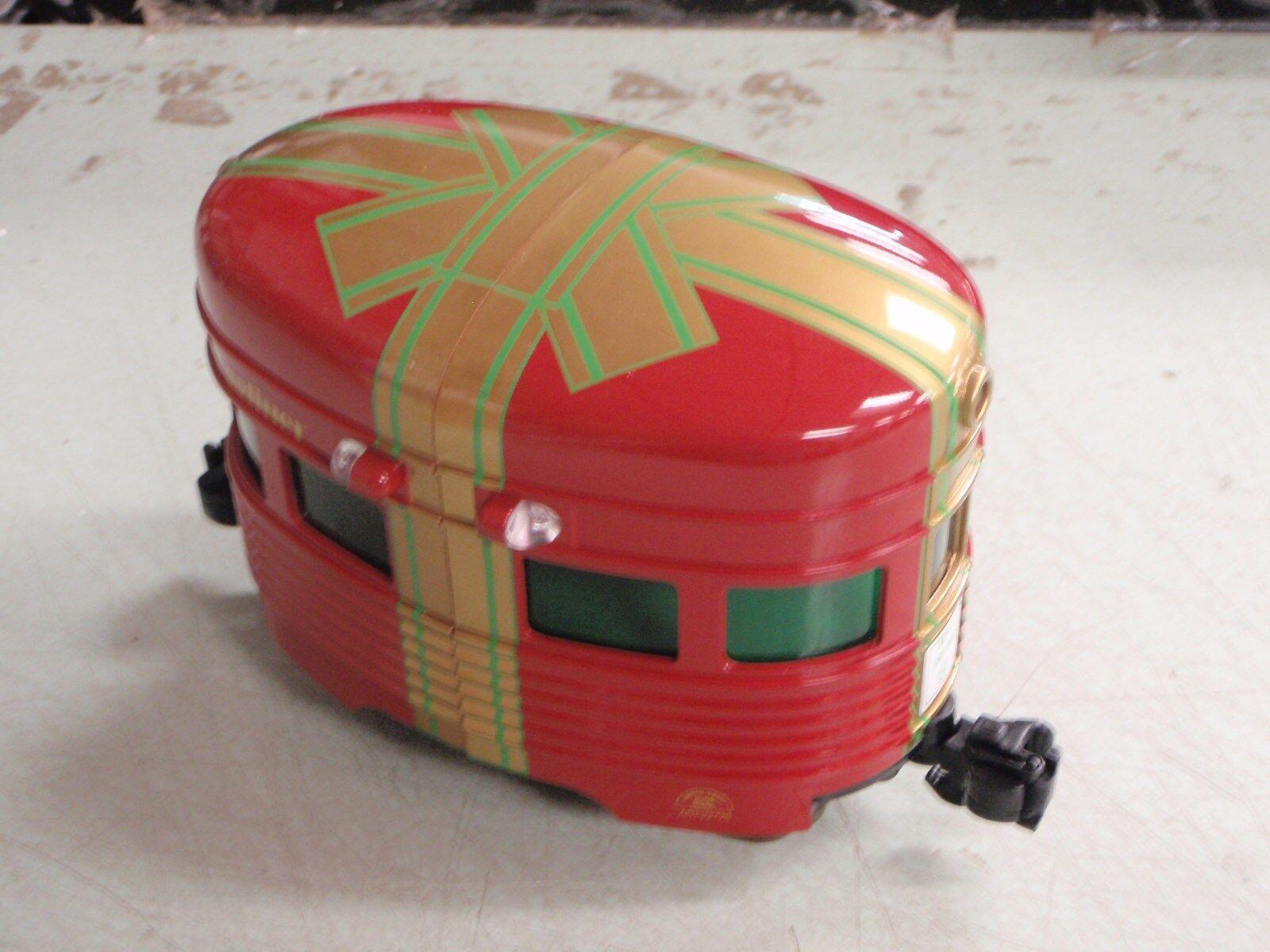 Art 22725 Aristo-Craft eggliner Forro De Huevo Paquete de vacaciones Arco Rojo NP SF RR 2008
