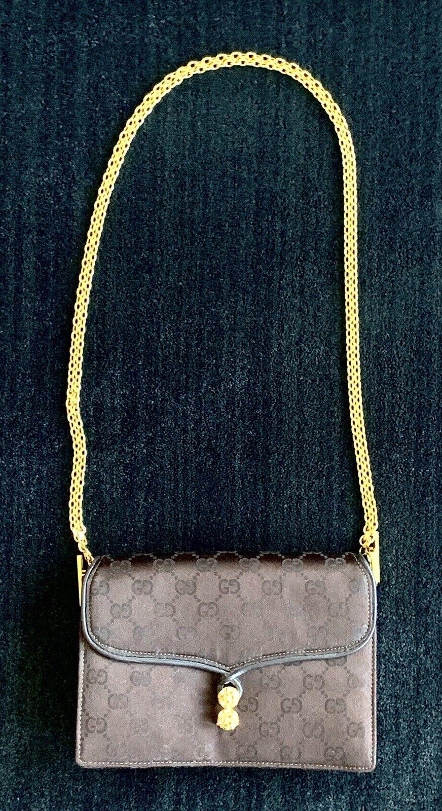 Gucci Vintage Classic Handbag with original box  - image 5