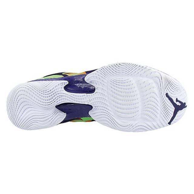 Size 9/9.5/12/14 Nike Uomo AIR JORDAN XX9 29 805 HARE Shoes 695515 805 29 PurpleOrange 1955a1