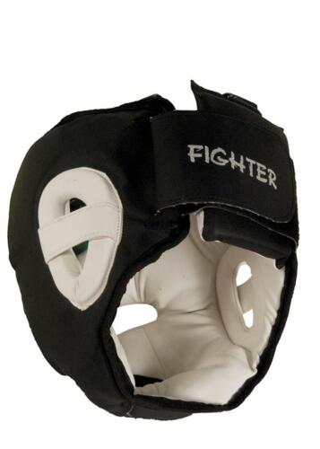 Pro MMA Martial Arts Muay Thai Gym Kick Boxing Head Guard Protector Gear Helmet