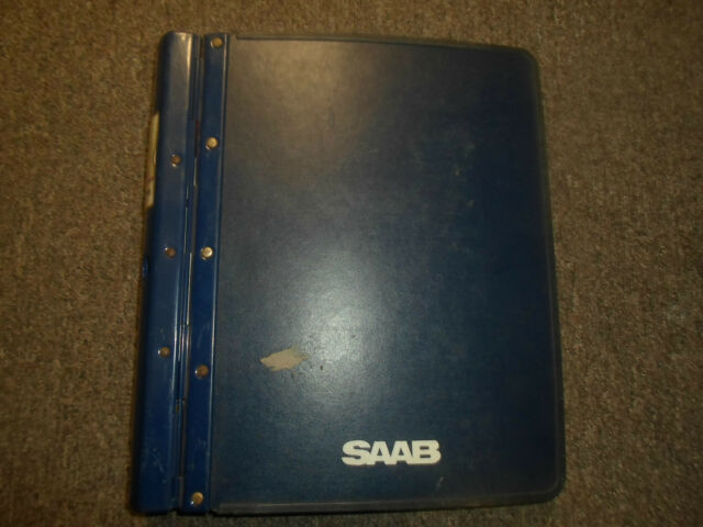 1989 92 Saab 900 Electrical System Diagram Fault Tracing Service Repair Manual