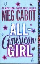 All-American Girl Cabot, Meg Mass Market Paperback