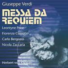 Messa da Requiem ( 1874) von Leontyne Price,Fiorenza Cossotto,Carlo Bergonzi,Chor der Mailänder Scala (2015)