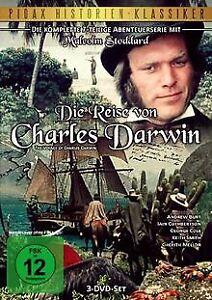 Die-Reise-von-Charles-Darwin-Die-komplette-Serie-Pidax-DVD-Zustand-gut