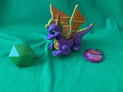 Spyro the Dragon String Crawler Taco Bell 2000 loose Figure