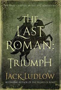 Jack-Ludlow-The-Last-Romain-Triumph-Tout-Neuf-Livraison-Gratuite-Ru