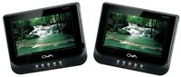 Gva Portable Dvd Player 7 Dual Screen Gva320