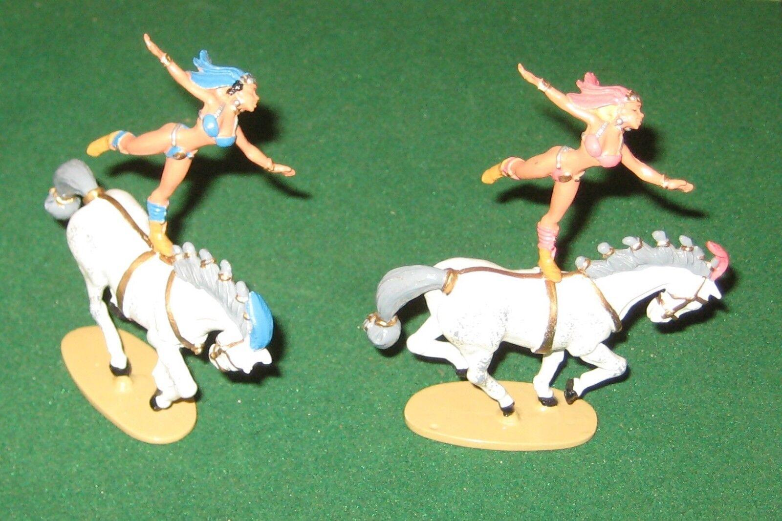 Britains 08671 Circus Series 2 Equestriennes