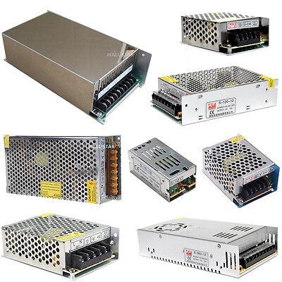 Switching Power Supply Adapter Driver DC 5V/12V/24V/36V/48V For LED Strip Light