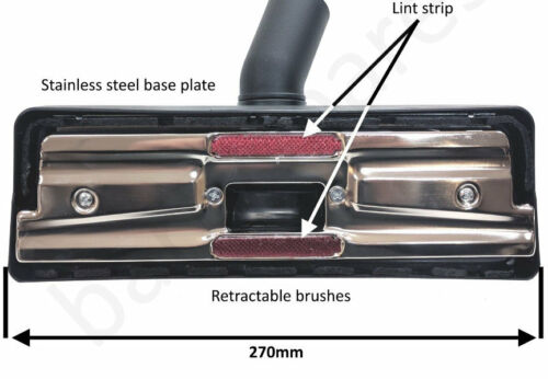for DUOVAC Vacuum Cleaner hoover Carpet Hard Floor Tool Brush Head Nozzle