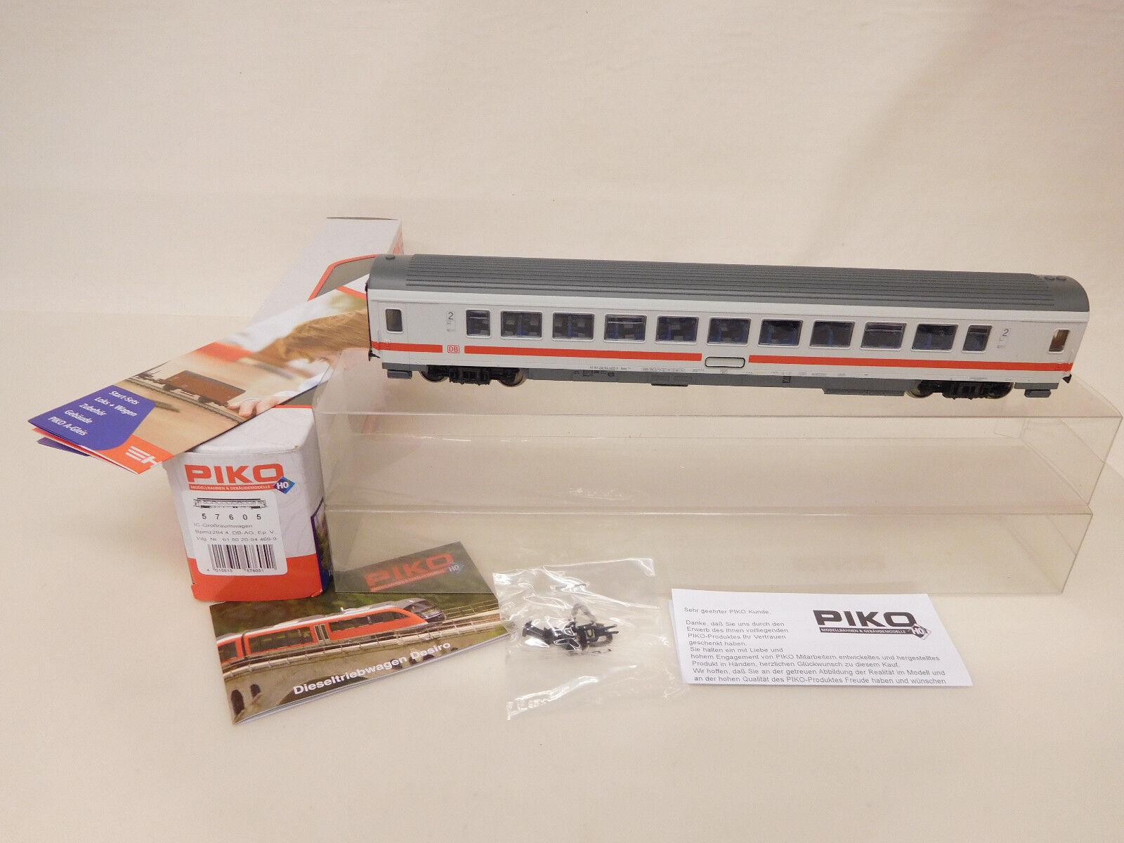 MES-56873 Piko 57605 H0 IC Großraumwagen DB 618020-94469-9 2.Kl.