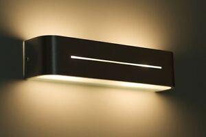 Plafoniere Da Muro Design : Lampada da parete design applique ingresso di vetro e alluminio