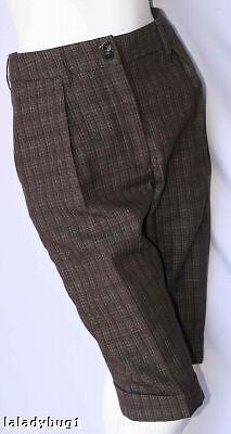 DRIES VAN NOTEN braun Parvati Trousers NEW Pants 38  4