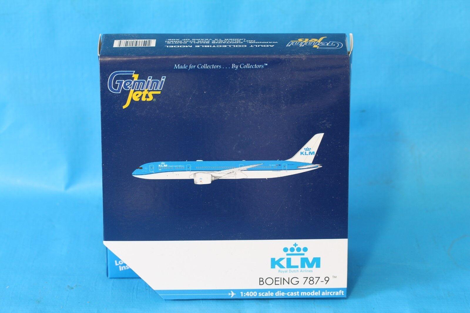 Neue gemini - jets 1 400 klm boeing 787-900 flugzeug gjklm1507 qantas - flugzeug