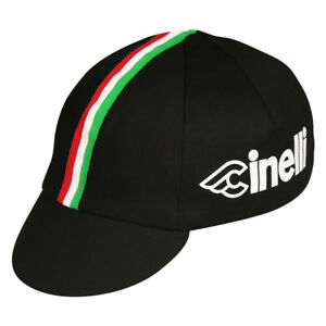 Pace-Sportswear-Cinelli-Cycling-Cap-Black