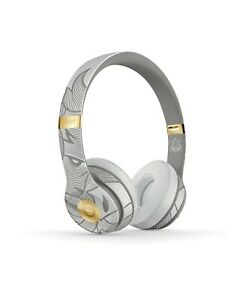 Beats by Dr. Dre Solo3 Wireless Silver Chinese New Year On Ear Headphones