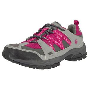 NORTHSIDE WOMEN/'S CASCADIA LACE UP HIKING BACKPACKING SHOES US SIZE 7