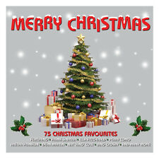 Merry Christmas Best of 75 Songs Classic Holiday Music Collection 3 CD